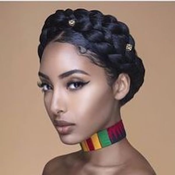 125 Halo Braid Hairstyle Ideas You Want To Try Now – Prochronism Inside Recent Braided Halo Hairstyles (View 14 of 25)