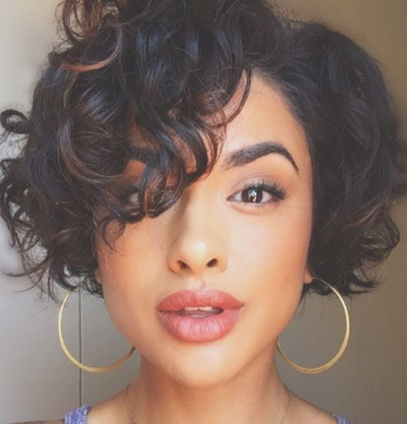 14 Best Loose Perm Hairstyles For 2019 Regarding Permed Bob Hairstyles (View 13 of 25)