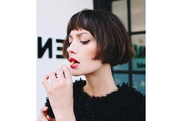 14 Trendy Haircuts For Girls To Rock In 2019 & 2020   Bob Inside Ear Length French Bob Hairstyles (View 5 of 25)