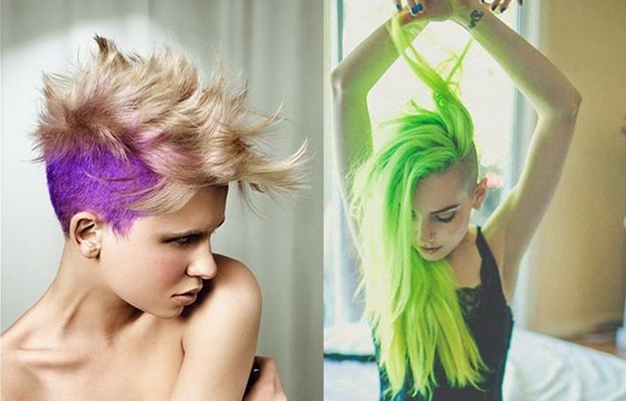 15 Badass Undercuts That Prove Shaved Heads Aren Inside Most Up To Date Shaved Undercuts (View 23 of 25)