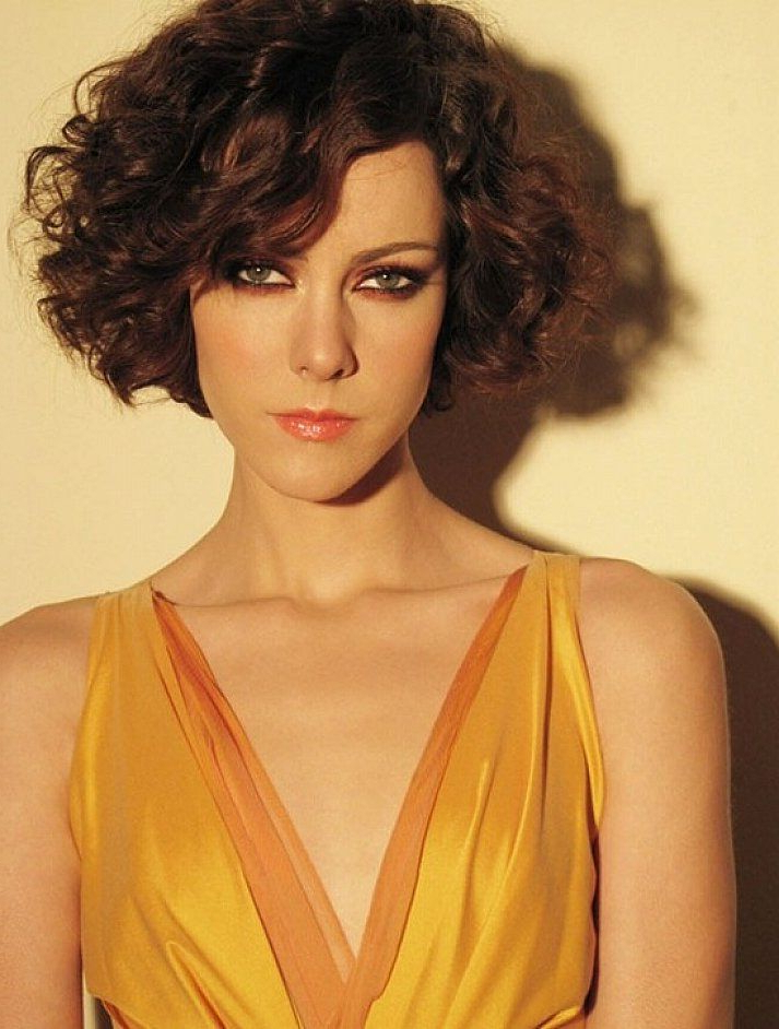 15 Best Curly Short Haircuts   Hairstyles   Short Curly Hair Inside Cute Short Curly Bob Hairstyles (View 3 of 25)