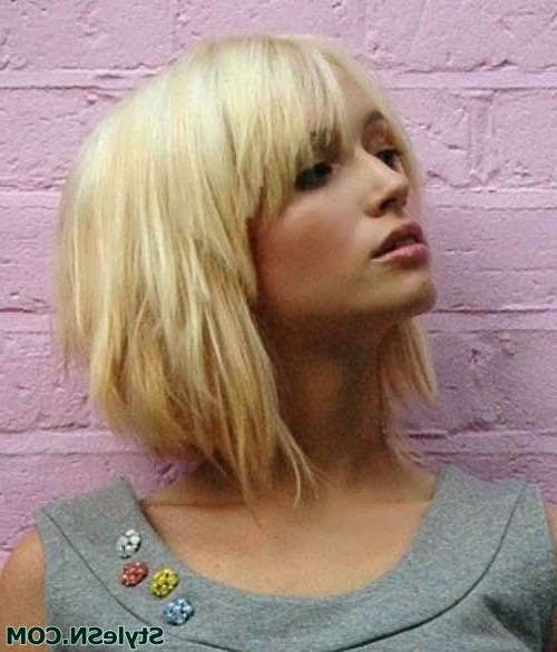 15 Fashionable Bob Hairstyles With Layers – Pretty Designs With Regard To Bob Hairstyles With Subtle Layers (View 12 of 25)