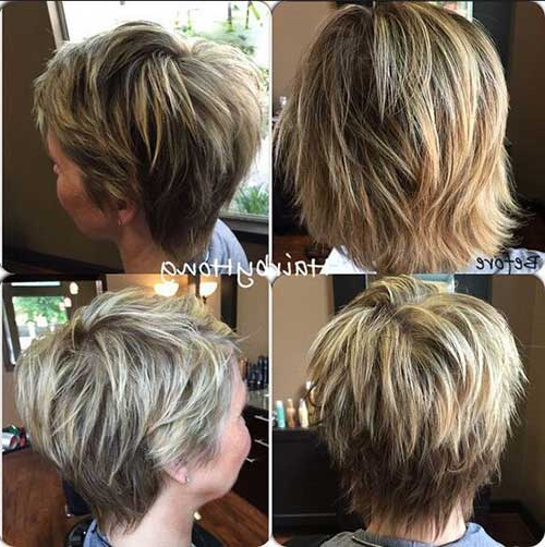 15 Shaggy Pixie Cuts Within Newest Short Shaggy Pixie Hairstyles (View 16 of 25)