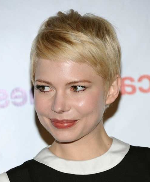 15 Super Michelle Williams Pixie Haircuts For Newest Michelle Williams Pixie Haircuts (View 4 of 25)