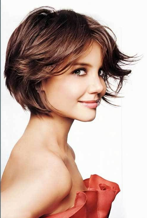 17 Short Layered Bob Hairstyles For You | Hairstyles With With Regard To A Very Short Layered Bob Hairstyles (View 17 of 25)