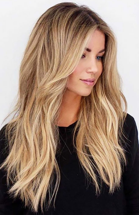 17 Trendy Long Hairstyles For Women In 2020 – The Trend Spotter For Bob Hairstyles With Subtle Layers (View 4 of 25)