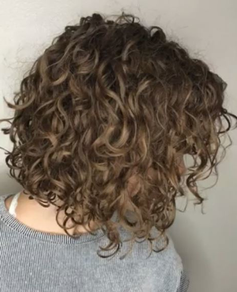 18 Best Perm Hairstyles For Women In 2019 Inside Permed Bob Hairstyles (View 11 of 25)