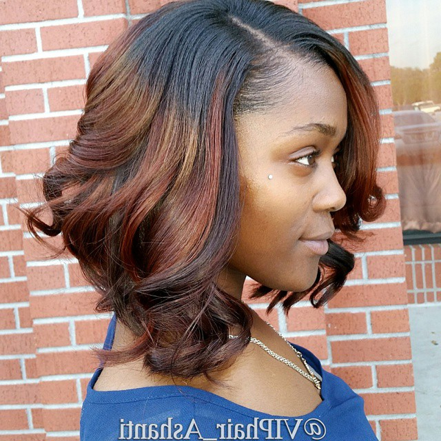19 Pretty Permed Hairstyles – Best Perms Looks You Can Try Regarding Permed Bob Hairstyles (View 24 of 25)