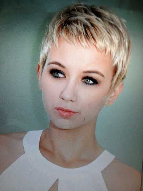 20 Best Blonde Pixie Haircuts | Pixie Cut – Haircut For 2019 Throughout Most Up To Date Blonde Pixie Haircuts (View 13 of 25)