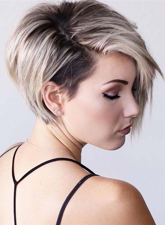 20 Best Short Edgy Pixie Cuts & Hairstyles For 2019 | Absurd Within Most Recently Edgy Pixie Haircuts (View 4 of 25)