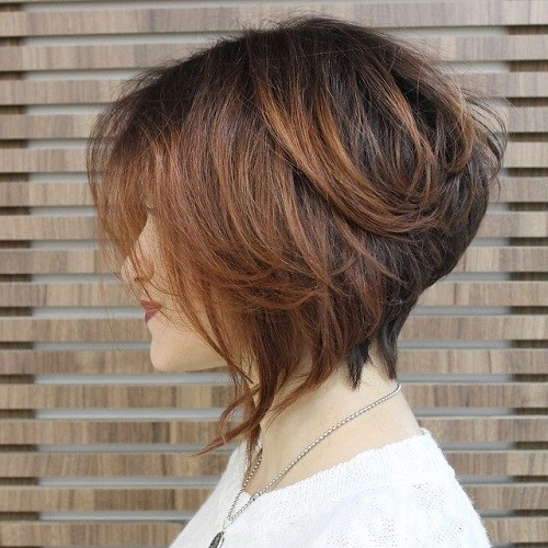 20 Chic Wedge Hairstyle Designs You Must Try Inside Wedge Bob Hairstyles (View 10 of 25)
