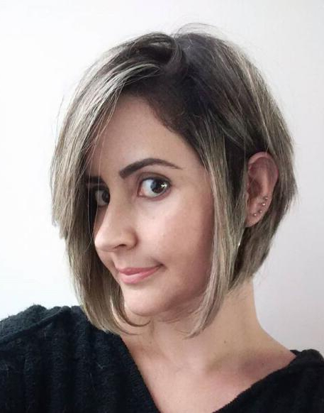 20 Cute Bob Haircuts For Every Face Shape – Lead Hairstyles For Short Cappuccino Bob Hairstyles (View 22 of 25)