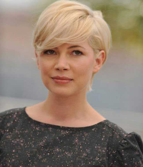 20 Michelle Williams Pixie Cuts Throughout Latest Michelle Williams Pixie Haircuts (View 3 of 25)