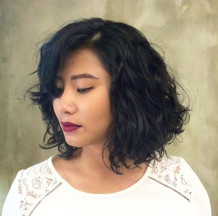 20 Pretty Permed Hairstyles – Pop Perms Looks You Can Try With Permed Bob Hairstyles (View 17 of 25)