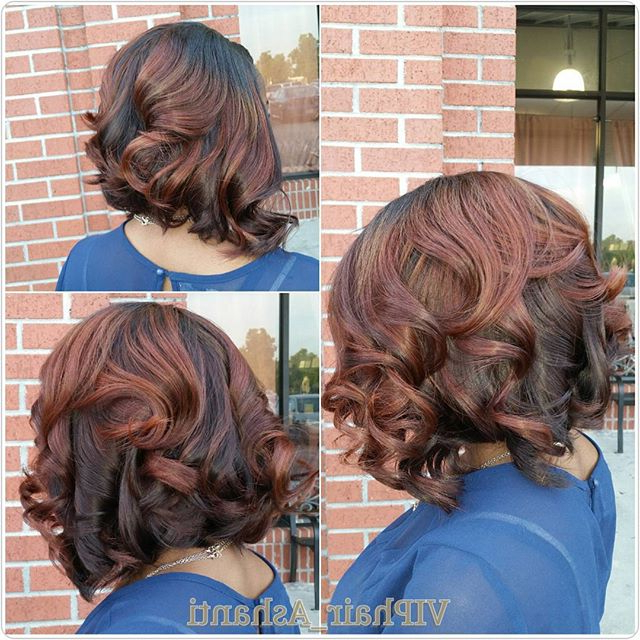 20 Pretty Permed Hairstyles – Popular Haircuts Regarding Permed Bob Hairstyles (View 15 of 25)