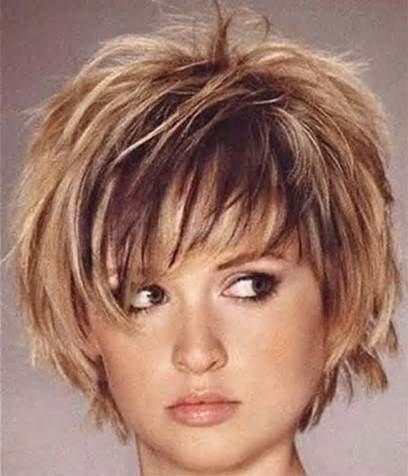 20 Short Bob Cuts For Round Faces In 2019 – Short Bob Cuts Pertaining To Rounded Short Bob Hairstyles (View 24 of 25)