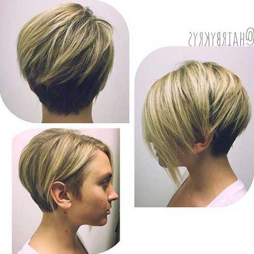 20+ Short Choppy Haircuts For Short Choppy Layers Pixie Bob Hairstyles (View 9 of 25)
