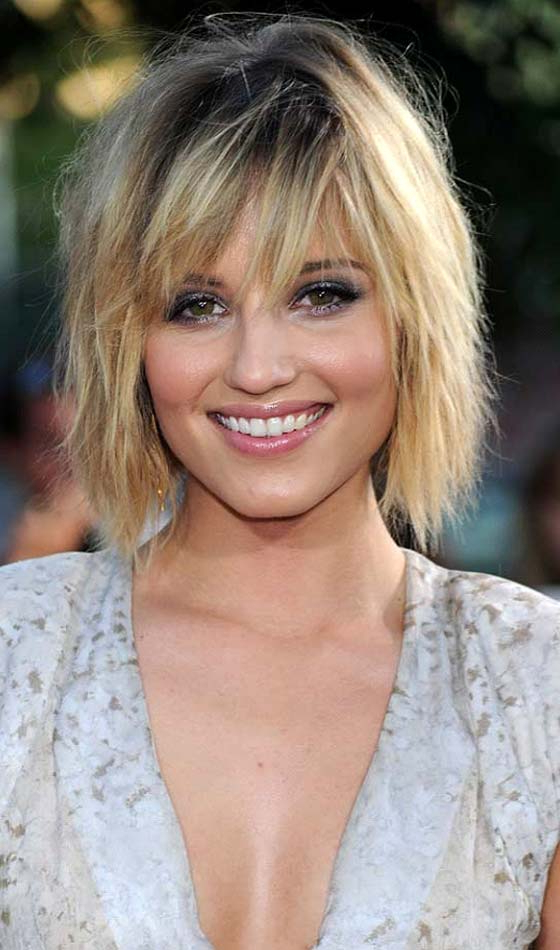 20 Short Choppy Hairstyles To Try Out Today In Shaggy Bob Hairstyles With Choppy Layers (View 19 of 25)