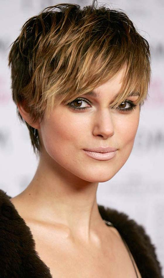 20 Short Choppy Hairstyles To Try Out Today With Regard To Shaggy Bob Hairstyles With Choppy Layers (View 10 of 25)