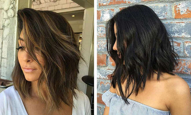 21 Cute Lob Haircuts For This Summer | Page 2 Of 2 | Stayglam Intended For Versatile Lob Bob Hairstyles (View 21 of 25)