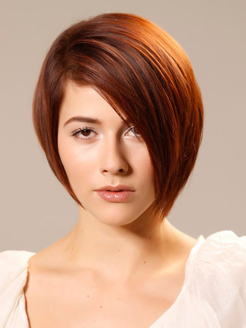 21 Gorgeous Short Bob Hairstyles For Thick Hair 2020 With Gorgeous Bob Hairstyles For Thick Hair (View 17 of 25)