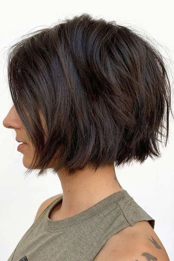 Featured Photo of Gorgeous Bob Hairstyles For Thick Hair