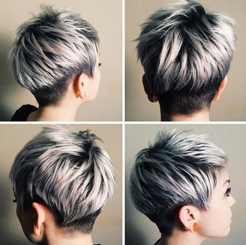 22 Best Colorful Ways To Enhance Your Pixie Haircuts 2020 For Best And Newest Smokey Pastel Colors Pixie Haircuts (View 19 of 25)