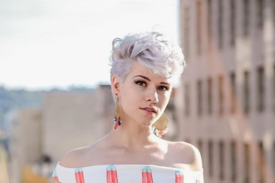 23 Cute And Flattering Curly Pixie Cut Ideas Within Most Popular Edgy & Chic Short Curls Pixie Haircuts (View 20 of 25)