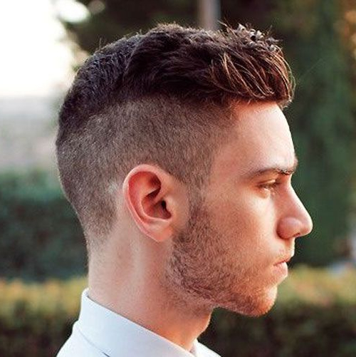 23 Disconnected Undercut Haircuts (2019 Guide) | Short Hair Intended For Current Disconnected Pixie Haircuts With An Undercut (View 16 of 25)