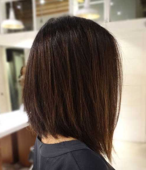25 Best Long Bob Haircuts For Women | Long Hair Styles, Long In Bob Hairstyles With Subtle Layers (View 8 of 25)
