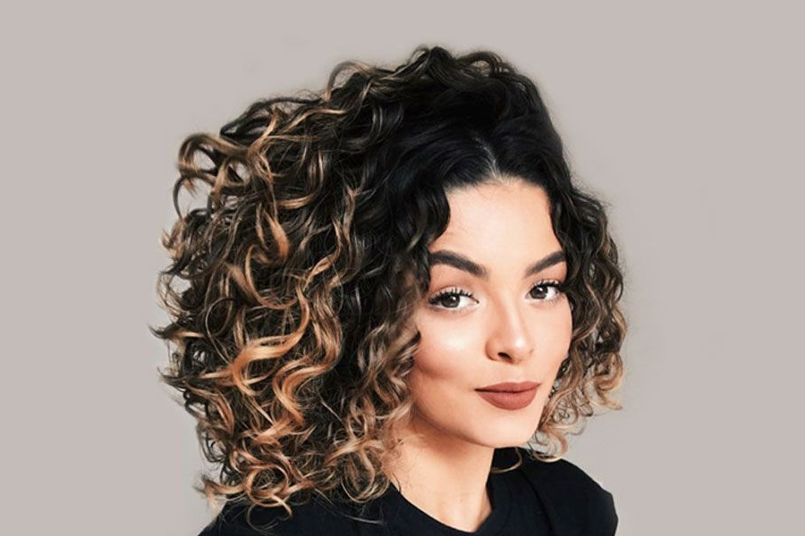 25 Curly Bob Ideas To Add Some Bounce To Your Look For Curly Bob Hairstyles (View 7 of 25)