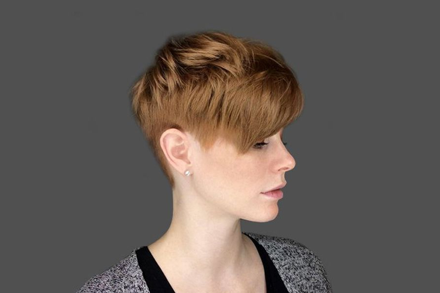 25 Fresh Androgynous Haircuts For Modern Statement Makers Regarding Best And Newest Androgynous Pixie Haircuts (View 5 of 25)