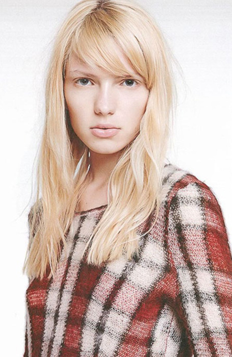 25 Gorgeous Long Hair With Bangs Hairstyles – The Trend Spotter Inside Latest Razor Haircuts With Long Bangs (View 17 of 25)