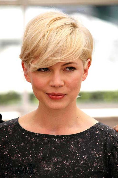 25+ Michelle Williams Pixie Cuts | Pixie Cut – Haircut For 2019 Inside Latest Michelle Williams Pixie Haircuts (View 25 of 25)