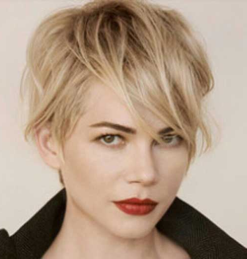 25+ Michelle Williams Pixie Cuts | Pixie Cut – Haircut For 2019 Pertaining To Most Up To Date Michelle Williams Pixie Haircuts (View 10 of 25)