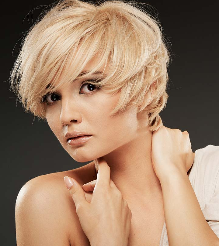 25 Stellar Short Layered Hairstyles Within A Very Short Layered Bob Hairstyles (View 24 of 25)