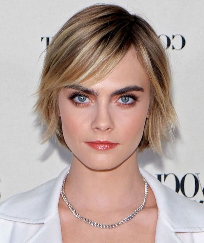 25 Stunning Examples Of Ombré Color For Short Hair With Regard To Ombre Piecey Bob Hairstyles (View 21 of 25)