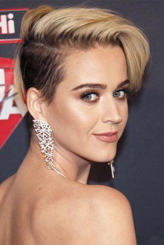 26 Blonde Pixie Haircuts Looks Like Katy Perry Regarding Latest Blonde Pixie Haircuts (View 14 of 25)