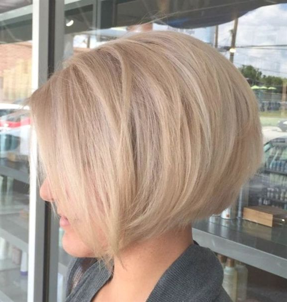 27: Undercut For Blonde Bob Only The Savviest Stylists Have For Blonde Undercut Bob Hairstyles (View 2 of 25)