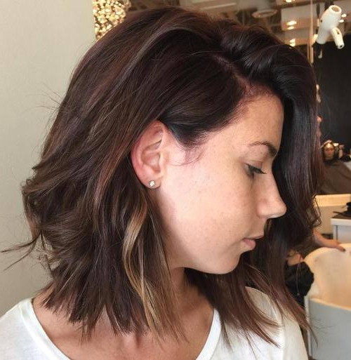 30 Amazing Blunt Bob Hairstyles To Rock This Summer (Short Intended For Sassy Wavy Bob Hairstyles (View 18 of 25)