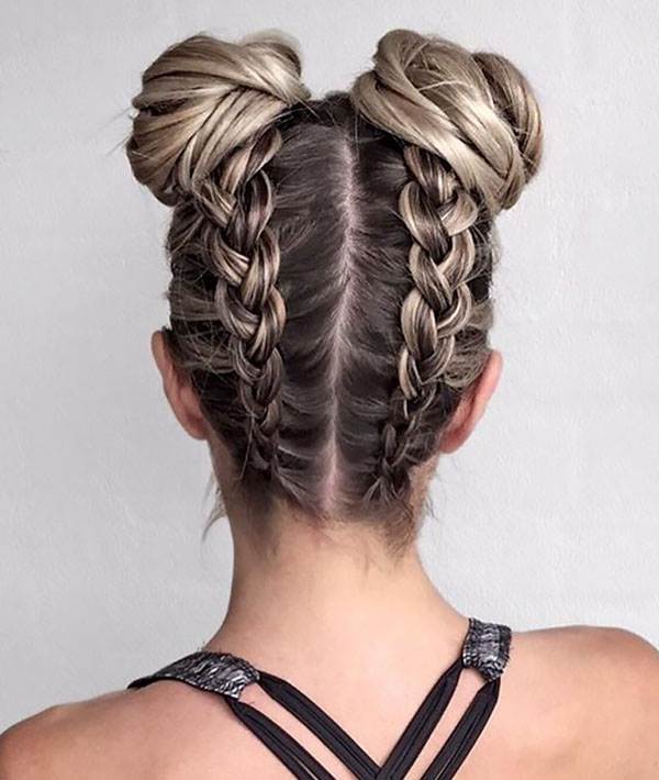 30 Best Braided Hairstyles For Women In 2020 – The Trend Spotter In Newest Plaited Chignon Braid Hairstyles (View 16 of 25)