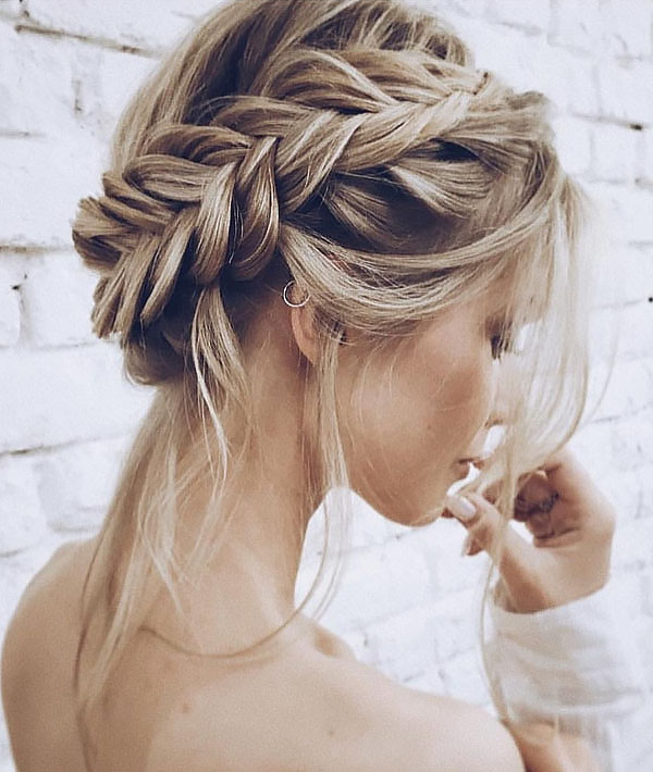 30 Best Braided Hairstyles For Women In 2020 – The Trend Spotter Throughout 2020 Angular Crown Braid Hairstyles (View 12 of 25)