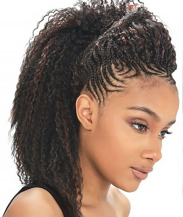 30 Best Braided Hairstyles For Women In 2020 – The Trend Spotter Within 2020 Half Braided Hairstyles (View 5 of 25)