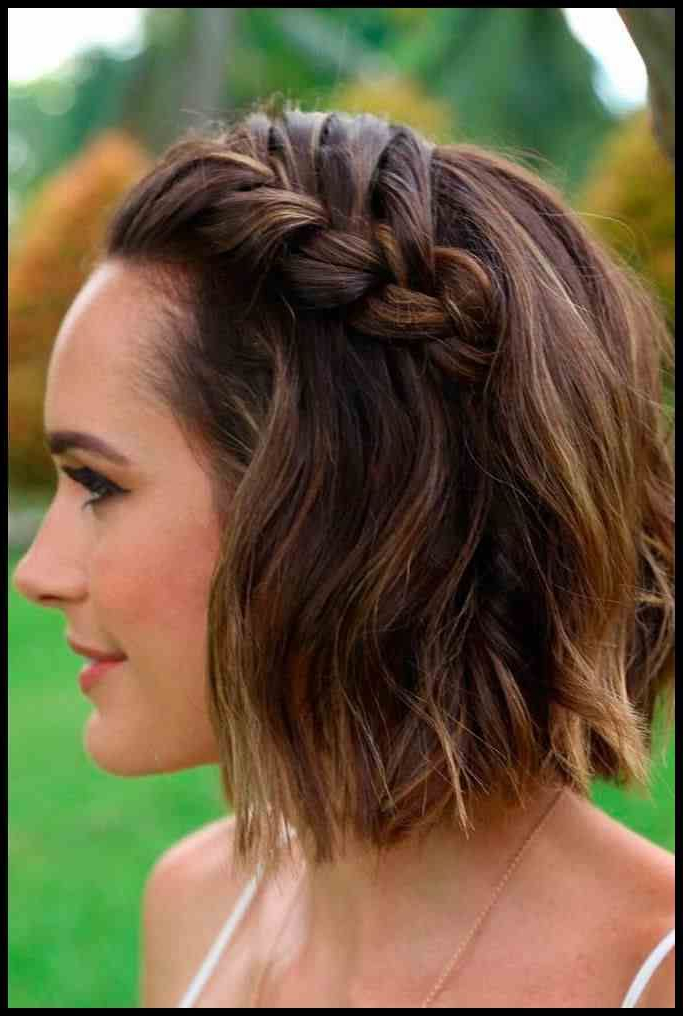 Featured Photo of Braided Short Hairstyles