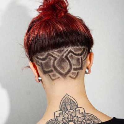 30 Hideable Undercut Hairstyles For Women You'll Want To In Most Recent Shaved Undercuts (View 14 of 25)