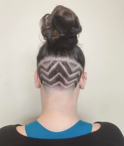30 Hideable Undercut Hairstyles For Women You'll Want To Regarding Newest Shaved Undercuts (View 20 of 25)