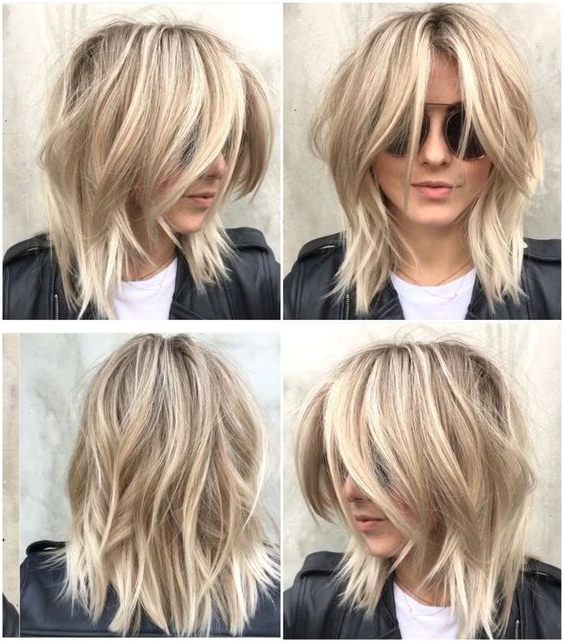 30 Layered Bob Haircuts For Weightless Textured Styles In Layered And Textured Bob Hairstyles (View 12 of 25)