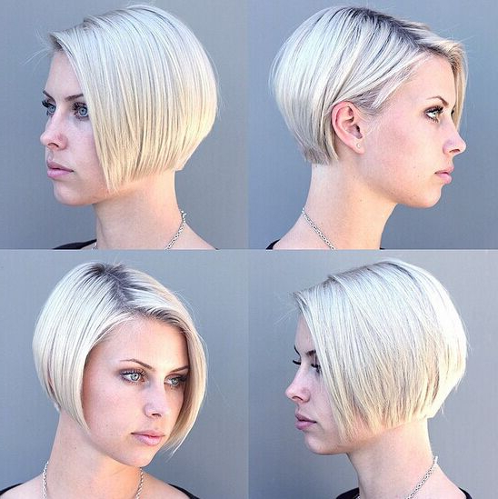 30 New Season Pictures Of Bob Haircuts! – Popular Haircuts Pertaining To Ear Length French Bob Hairstyles (View 24 of 25)