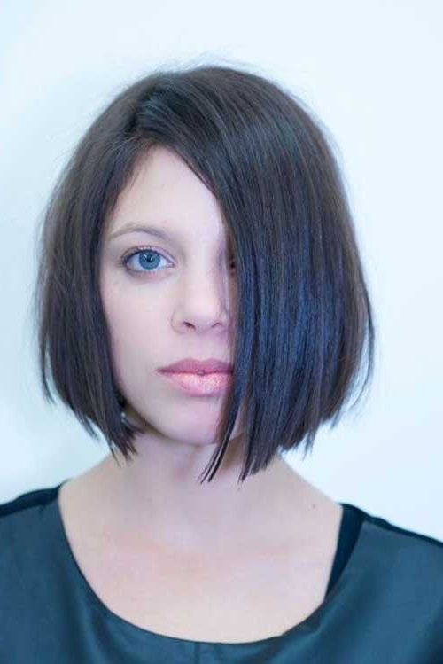30 New Short Bob Hairstyles For Women 2019 – Newhairstyless Inside Textured Classic Bob Hairstyles (View 22 of 25)