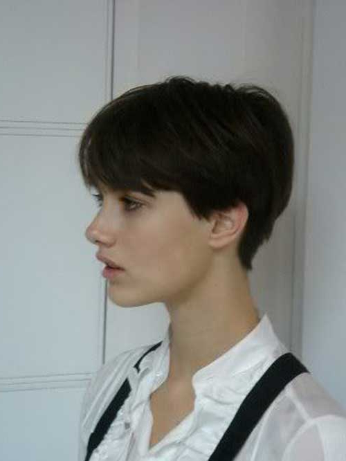 30 New Short Pixie Hairstyles   Pixie Cut – Haircut For 2019 For Most Popular Androgynous Pixie Haircuts (View 25 of 25)